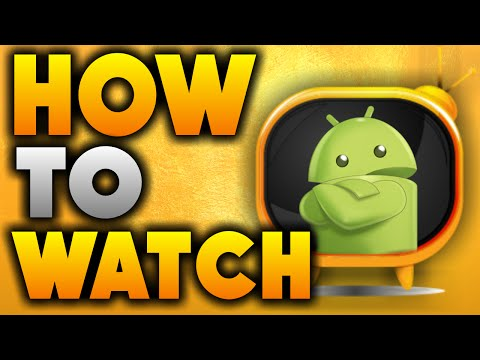 How to watch TV on ANDROID FREE!! - No Direct TV, Dish, or Time Warner Cable (No Root Required)