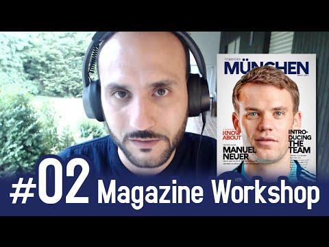 2# Full Magazine Workshop - P2 - inspiration - brainstorming - preparation