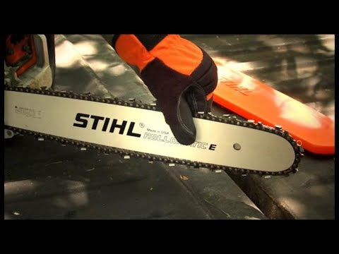 Chapter 5: Adjusting Your Chainsaw's Chain Tension