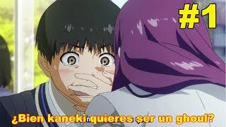¿Que hubiera pasado si Rize y Kaneki se convertian en novios? | MrDark
