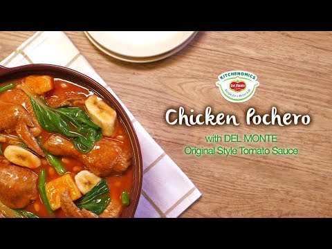 Chicken Pochero