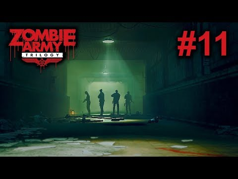 Zombie Army Trilogy (co-op) - Episode 3: City of Ashes