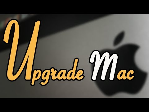 How to upgrade macOS High Sierra