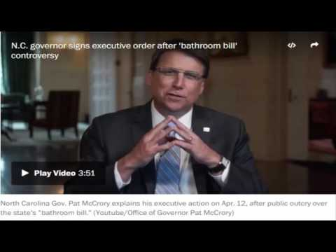 North Carolina governor says he wants bathroom law partially changed after backlash |News Of The Day