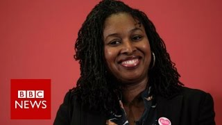 Dawn Butler MP struggles through interview - BBC News