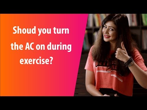 Exercise in AC or Non AC Gym, बेहतर क्या है? I Sapna Vyas