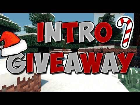 40,000 Subscribers, Christmas, Intro Giveaway!!!