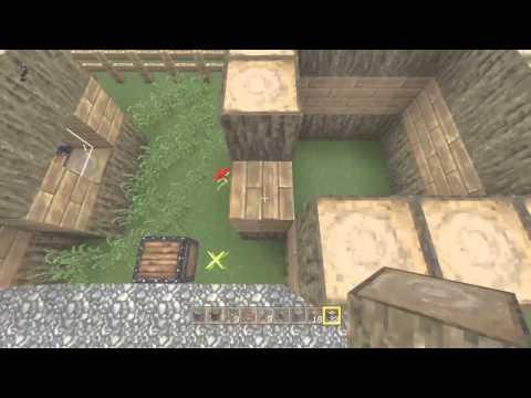 Minecraft - Peasant House Tutorial