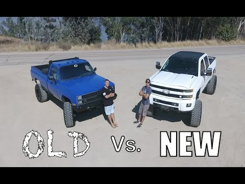 Are old diesels better than new?