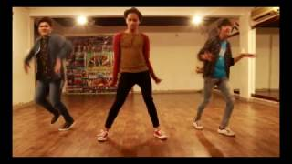 Badri Ki Dulhania (Title Track) Choreography By Hitesh Rathod.