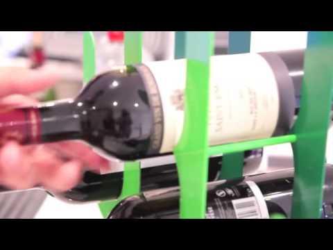 cactus wine rack by j-me