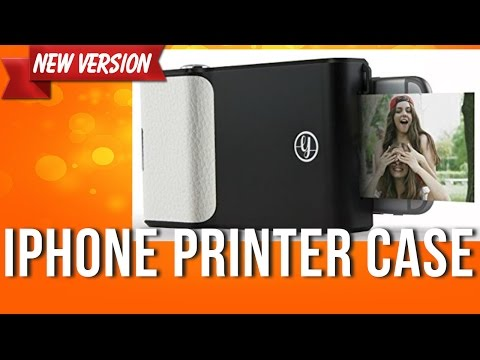 iPhone Printer Case Prynt, Get Instant Photo with The Prynt Case for Apple iPhone 6s and iPhone 6
