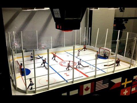 Bubble Hockey Custom Build - Salvage