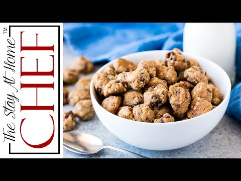 How to Make Homemade Cookie Cereal