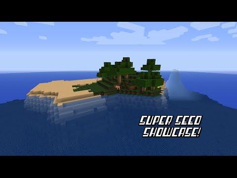 Super Seed Showcase! 1.7.2    ISLAND!
