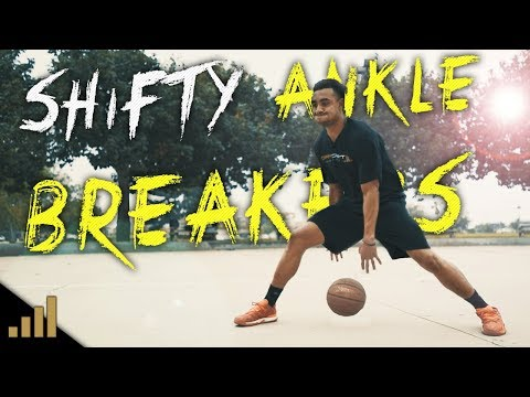How to: Become SHIFTY When Dribbling The Basketball! (Shifty Ankle Breakers)