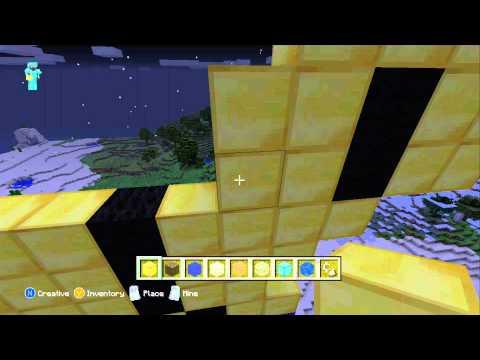 How to make Skylanders Giant Bouncer in Minecraft Part 4