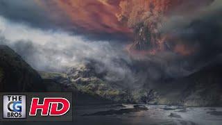 "CGI VFX Breakdown HD: ""Volvic: The Giant"" - by Digital District"