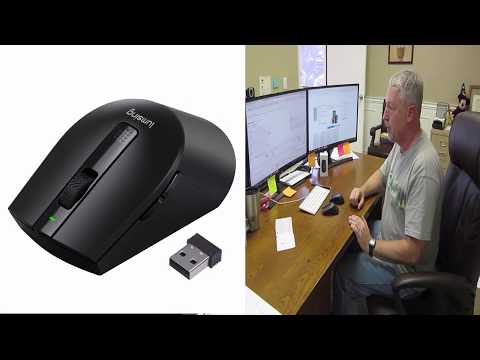Lumsing M08 2.4ghz Wireless Mouse Review