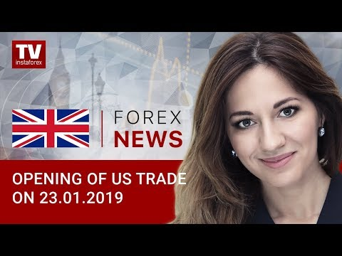 23.01.2019: USD to extend rally? EUR/USD, USDX, USD/CAD