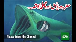 Story Of Hazrat Younus AS Aur Machli | story Of Prophet Younus / Jonah & Fish { Urdu }