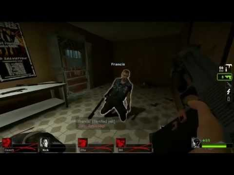 Left 4 Dead 2 [L4D2] - Reviving Players who ragdoll on death