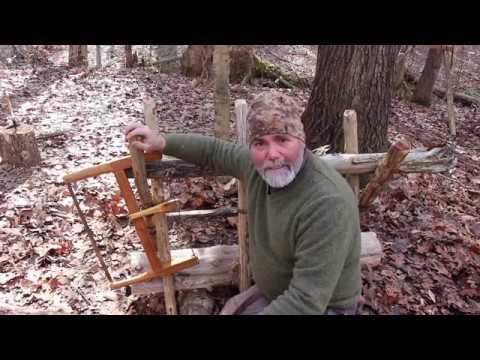Building a Base Camp Sawbuck