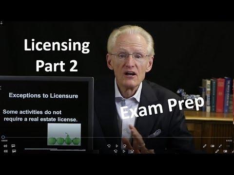 46 Licensing Part 2: Arizona Real Estate LIcense Exam Prep