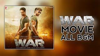 War Movie All BGM (Background Music) | Khalid