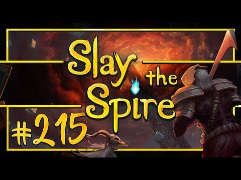 Let's Play Slay the Spire: Aggression - Episode 215