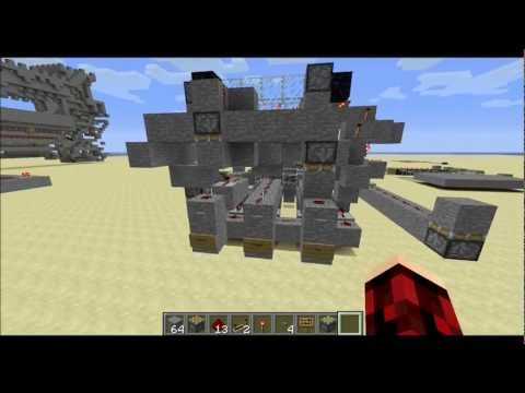 Minecraft - Button Disabler Device -