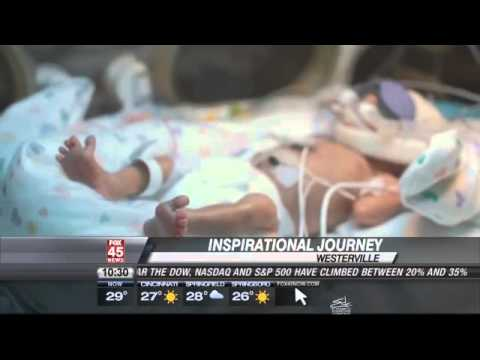 Ohio Couple's Video of Premature Baby Goes Viral