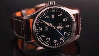 IWC Mark XVIII Pilot Watch Review