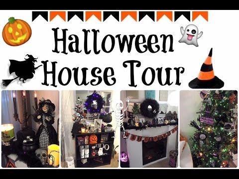 Halloween Home Tour 2016 Edition