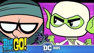 Teen Titans Go! | Ultimate Stealth Ninjas | DC Kids