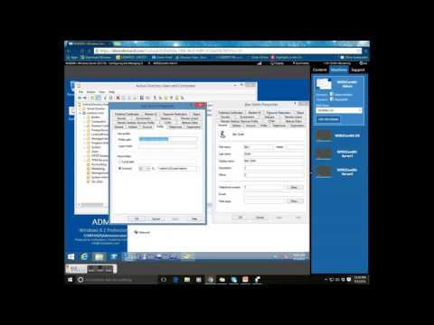 How to Copy Users in Active Directory