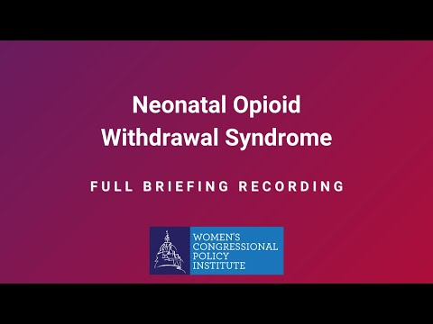 Neonatal Opioid Withdrawal Syndrome