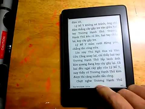 Jailbreak Kindle PW Done
