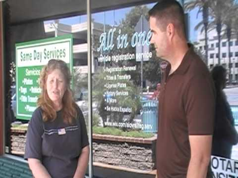 All In One Vehicle Registration Customer Testimonial