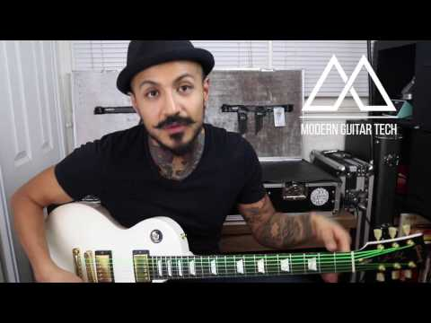 How to Setup a Gibson Les Paul or Fixed Bridge Guitar