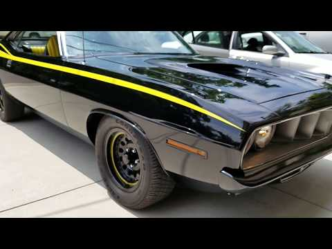 Auto appraisal 1971 Barracuda custom 4 speed for sale 810-691-2664
