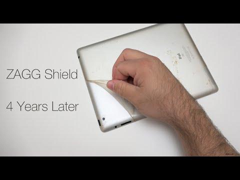 ZAGG Shield for iPad - 4 Years Later