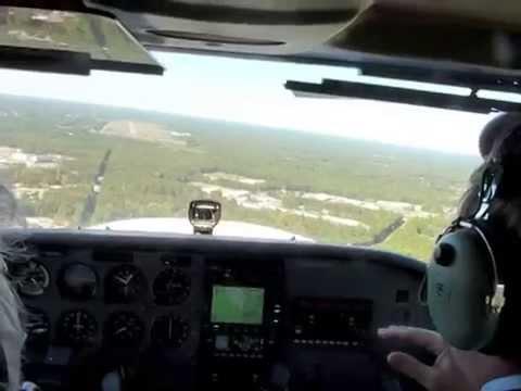 Cessna 172 Flight