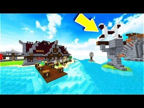 COSA C'È FUORI DALLA CITTÀ!? ASSURDO! - Minecraft City ITA