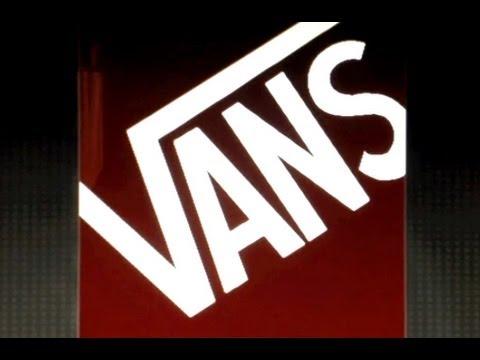 Black Ops 2 emblem - Vans shoe logo