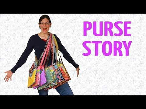 The Story of a Handmade Purse
