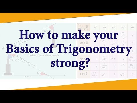 All in One Solutions To Trigonometry  | Trigonometry For Beginners | Enroll Now | LetsTute