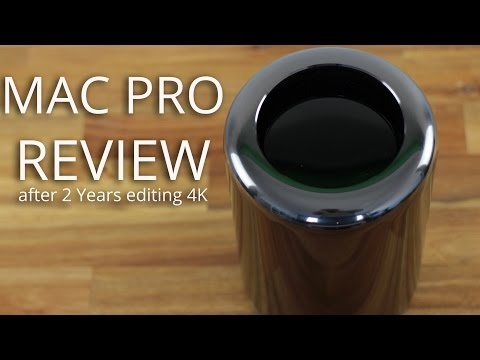 REVIEW: Quad Core Mac Pro / Still worth it in 2016?