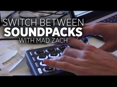 Mad Zach's Quick Sound Pack Switch Technique