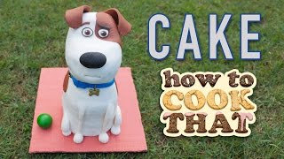 Download 3D Dog Cake, How To Cook That Ann Reardon Dog shaped cake Video